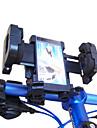 Bike Cell Phone Holder / GPS Base Support 360 Degrees Rotation