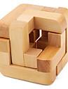 Cube de vitesse lisse Alien Cubes magiques Bois