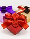 6 Piece/Set Favor Holder - Cuboid Card Paper Favor Boxes