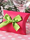 12 Piece/Set Favor Holder-Pillow Card Paper Favor Boxes