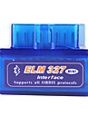 Super Mini Bluetooth ELM327 OBD2 V1.5 Interface Outil Diagnostique voiture - Bleu