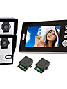 "2,4 GHz Wireless-7 ""LCD Monitor Home Security Video Door Phone und Intercom System"