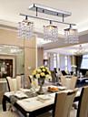 Montage du flux ,  Contemporain Chrome Fonctionnalite for Cristal Metal Chambre a coucher Salle a manger Entree
