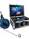 Nueva 600TVL Color de la camara de video submarina sistema de camara de la pesca con cable 30m