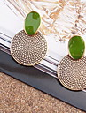 Earring Stud Earrings Jewelry Women Others / Alloy 2pcs Silver