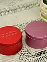 12 Piece/Set Favor Holder - Cylinder Metal Favor Tins and Pails/Favor Boxes Personalized