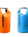 5 L Vattentät Dry Bag Gul / Grön / Svart / Orange / Fuchsia