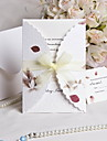"""Breath Of Autumn"" Wedding Invitation and Response Cards - 50 Sets"
