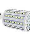 E27 18W 102x5050 SMD 1500-1600 LM 6000-6500K LED-glödlampa med naturligt vitt ljus (110/220V)