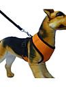 Hundar Selar / Koppel Mjuk / Andningsfunktion Röd / Svart / Grön / Blå / Rosa / Gul / Grå / Purpur / Orange Tyg