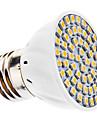 3W E26/E27 LED-spotlights MR16 60 SMD 3528 240 lm Varmvit AC 110-130 / AC 220-240 V