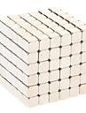 Jouets Aimantes 216 Pieces 4 MM Jouets Aimantes Blocs de Construction Aimant Neodyme Gadgets de Bureau Casse-tete Cube Pour cadeau