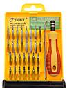 32 I ett elektroniskt verktyg Precision Skruvmejsel Set JK-6032-A