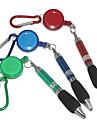 Stylo Stylo Stylos a bille Stylo,Plastique Baril Bleu Couleurs d\'encre For Fournitures scolaires Fournitures de bureau Paquet