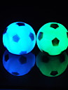 Colorful LED Flashing Football Lamp -Set of 4
