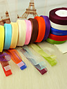 Solid Color Organza Ribbon--(More Colors)