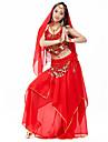 Smukke ydeevne Chiffon Belly Dance outfits til damer (flere farver)