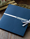 Personalized Elegant Plain Color Wedding Invitation (More Colors)--(Set of 50)