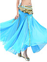 Dancewear Polyester Belly Dance Skirt For Ladies(More Colors)