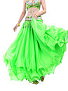 Fascinating Chiffon Belly Dance Skirt For Ladies(More Colors)