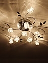 Max 20W Modern/Contemporary Bulb Included Others Flush Mount Living Room / Dining Room / Kitchen