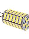 7W G4 LED-lampa T 118 SMD 5050 580 lm Kallvit DC 12 V