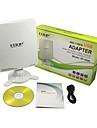 edup ep-6506 2000mW 54Mbps 802.11 b / g usb wifi trådlöst nätverkskort