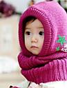 Copil de iarna Apărători pentru urechi Șaluri Hat