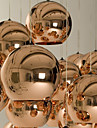 Max 60 W Modern/Contemporary / Globe Electroplated Metal Pendant Lights Living Room / Bedroom / Dining Room