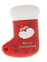 16G Christmas Sock Formad USB-minne