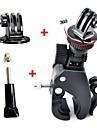 GoPro Tillbehör Tripod / Skruv / MonteringFör-Actionkamera,GoPro Hero 5 / Alla 4pcs In 1 ABS / ALUMINIUMLEGERING