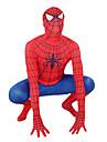 Brave Spider-Man Unisex Red & Blue Lycra Zentai