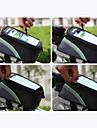 ROSWHEEL® CykelväskaMobilväska Väska till cykelramen Vattentät Damm säker Stötsäker Cykelväska Nylon Polyester EVC Vattentätt material