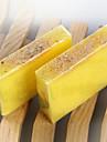 Tianxuan Handgjorda Lemon Essential Oil Soap antiallergiska Whitening Balance olja sekre 100g