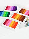 Creative 6 Färger stämpeldynan (Random färg)