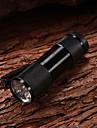 Eclairage Lampes Torches LED / Lampes de poche LED 120 Lumens 2 Mode XP-G2 AAAEtanche / Rechargeable / Ultra leger / Taille Compacte /