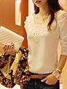 Mode doux Hubble-Bubble Jxy femme manches longues manches Top Coat (ecran couleur) 119