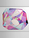 Hand Painted Oil Painting Abstract   Diamond with Stretched Frame