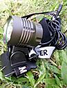 Belysning Pannlampor / Cykellyktor LED 6000/4000 Lumen 3 Läge Cree XM-L T6 / Cree XM-L2 T6 18650 Vattentät / LaddningsbarCykling /