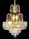 Traditionelle Chinesische 9 Lichter Candle Light