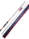 Fish Hunter - 2.13M 2 Sections M Fast Carbon Lure Rod Spinning Fishing Rod