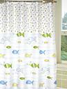 Moderne Polyester - Haute qualite Rideaux de douche
