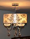 Max 60W Moderno / Contemporaneo Cristal Galvanizado Lamparas Arana Sala de estar / Dormitorio / Comedor