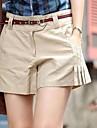 Damă Vintage Talie Joasă,Micro-elastic Blugi Pantaloni