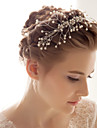 Women\'s Alloy/Imitation Pearl Headpiece - Wedding/Special Occasion Headbands