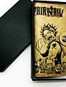Väska Inspirerad av Fairy Tail Cosplay Animé Cosplay Accessoarer Väska Brun PU Läder Man