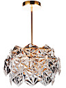 Max 40W Modern/Contemporary Crystal Others Crystal Chandeliers / Pendant Lights / Flush MountLiving Room / Bedroom / Dining Room /