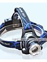 Belysning LED-Ficklampor / Ficklampor LED 1800 Lumen 3 Läge Cree XM-L T6 18650 Justerbar fokus / VattentätCamping/Vandring/Grottkrypning