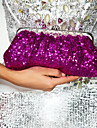 Satin with Shiny bead and Rihinestone Wedding /Special Occasion Evening Handbags/Clutchs(More Colors)