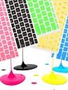 """coosbo® färgglad silikon tangentbord täcker flår för 11,6 """", 13,3"""", 15,4 """", 17"""" MacBook Air Pro / näthinnan (blandade färger)"""